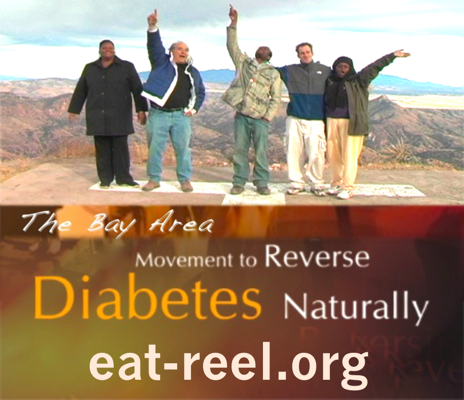 Bay Area Movement to Reverse Diabetes Naturally